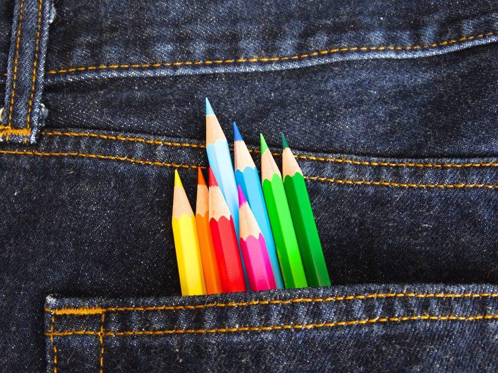 pantalones escolares