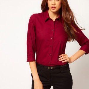 blusas para uniformes ejecutivos en santo domingo, rd, con diseño clásico