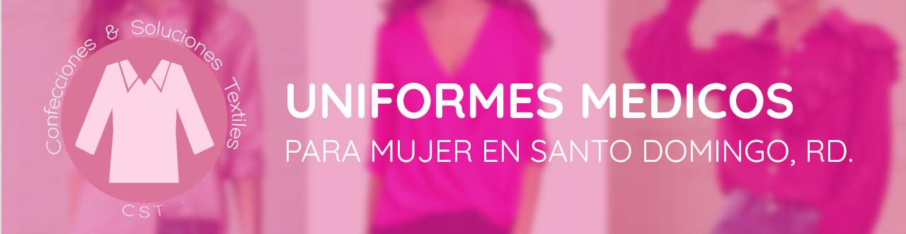 uniformes medicos para mujer modernos