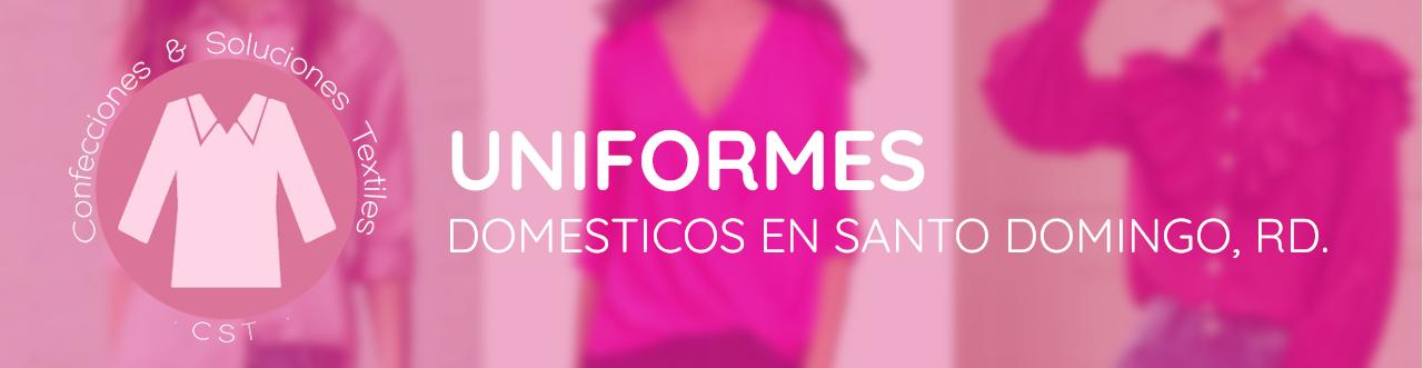 uniformes domesticos