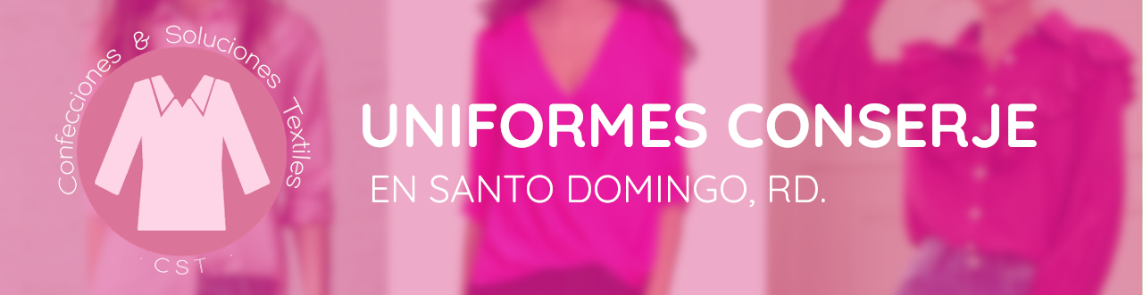 uniformes para conserjes