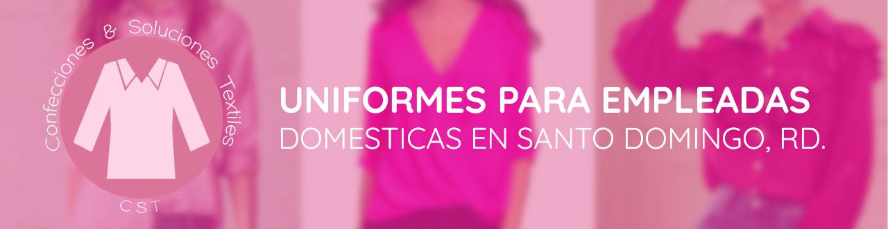 uniformes para empleadas domesticas