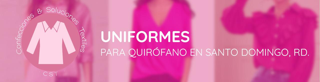 uniformes para quirofano