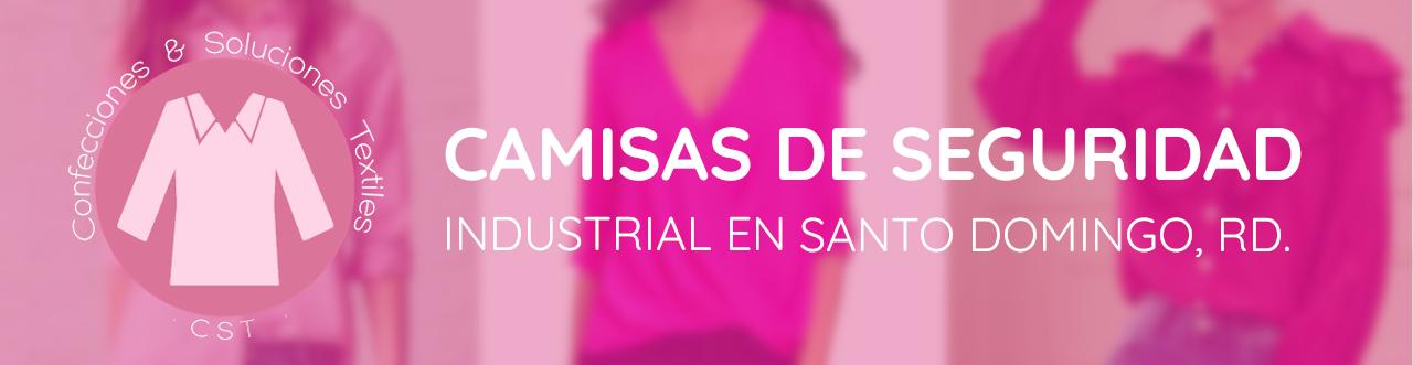 camisas de seguridad industrial