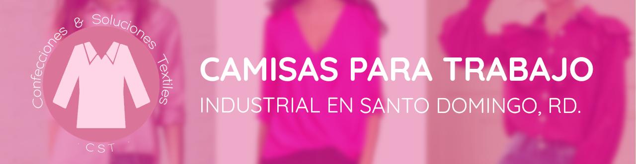 camisas para trabajo industrial