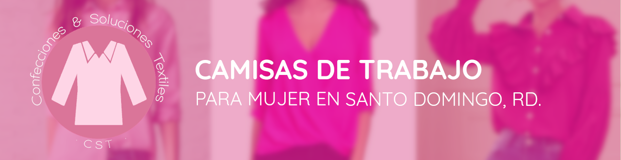 camisas de trabajo para mujer
