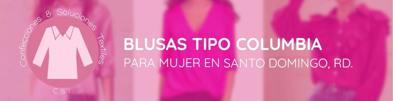 blusas tipo columbia para mujer